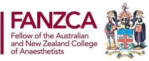 FANZCA logo